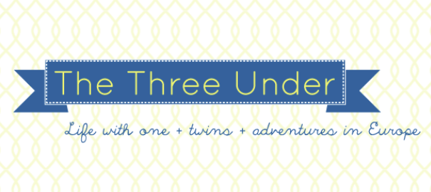 Logo The Three Under